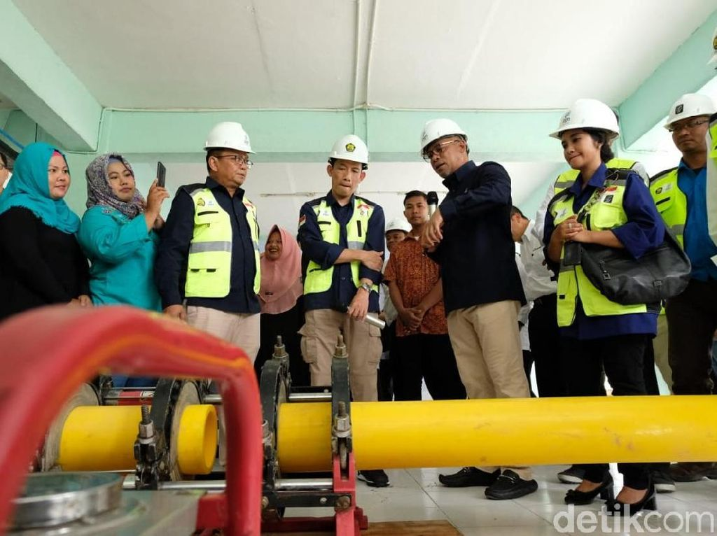 PGN Bangun 4.695 Jargas Rumah Tangga di Tarakan