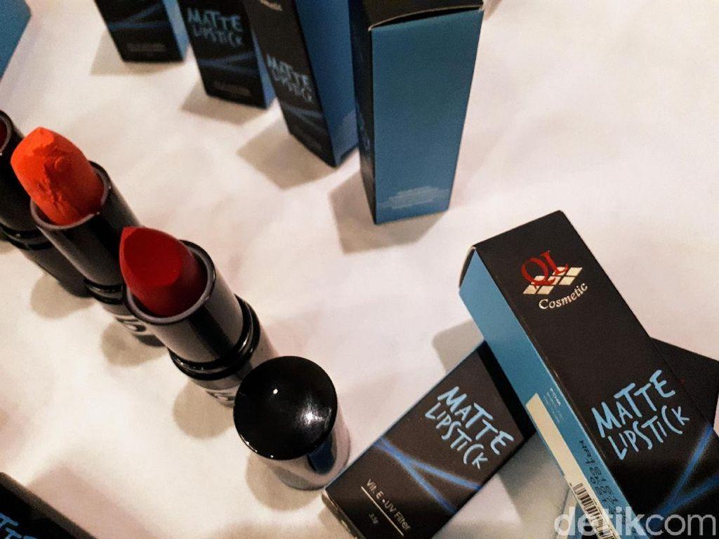 Disebut Berbahaya oleh BPOM, Ini Tanggapan Brand Lipstik Terkenal QL