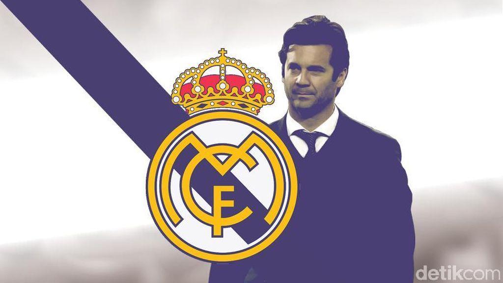 Santiago Solari adalah Era Baru Real Madrid