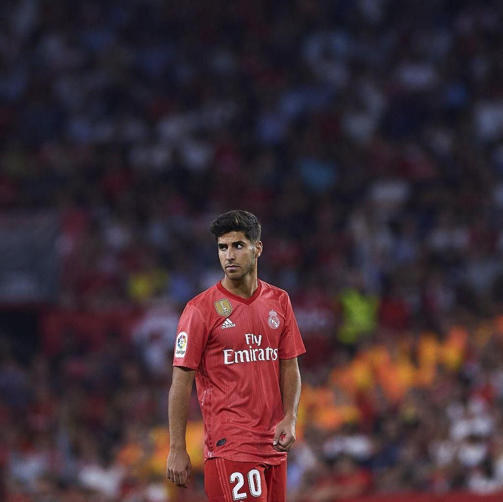Asensio: Bukan Saya yang Seharusnya Memimpin Madrid