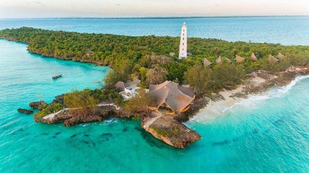 Pilihan Wisata Pulau di Tanah Kelahiran Freddie Mercury