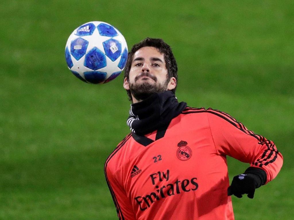 Isco Terbuang di Real Madrid, Barcelona Siap Tampung?