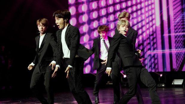 Berkat BTS, Korsel Buka 30 Tempat Les Bahasa Korea di Se