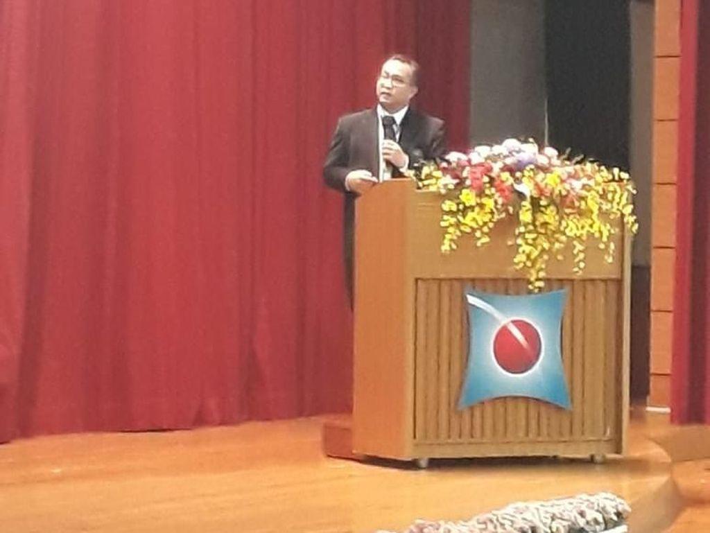 Di Taiwan, Rektor IPB Paparkan Konsep Pertanian 4.0