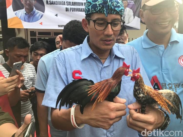 Sandi Harap Bisa Nobar Film Ahok Bareng Prabowo dan Jokowi-Maruf