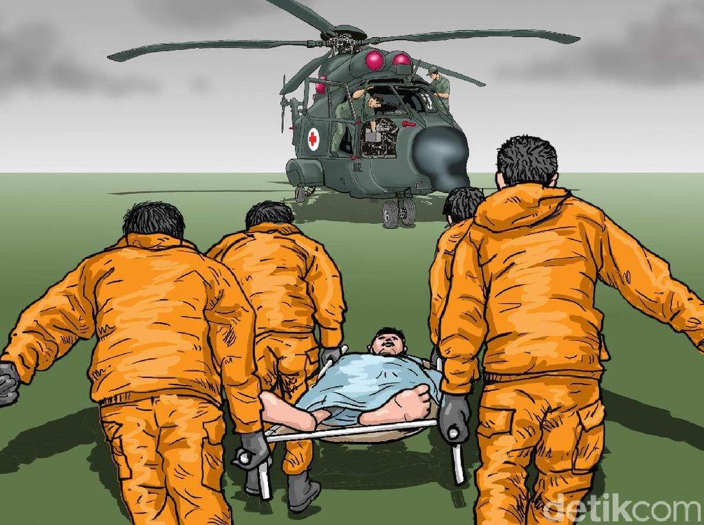 Dokter Forensik: Jadi Saksi Bencana, Jangan Coba-coba Evakuasi Korban Sendiri