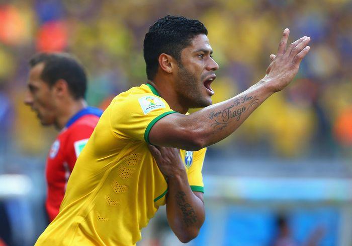 Kenalkah Anda dengan Givanildo Vieira de Sousa? Bagaimana jika dia memakai nama populernya, Hulk? (Jeff Gross/Getty Images)