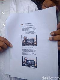 Posting 'Bendera Teroris Bukan Panji Nabi', Abu Janda Dipolisikan