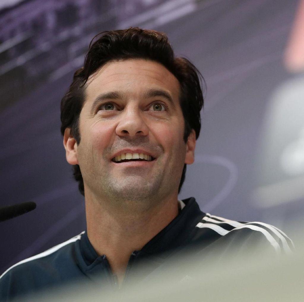 Solari Resmi Pelatih Tetap Real Madrid