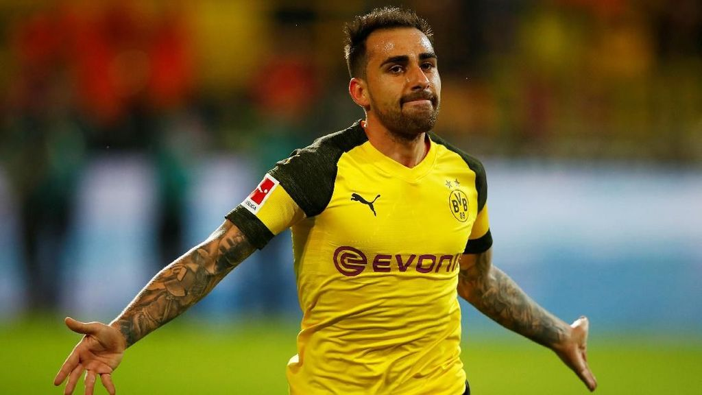 Video Skema Tendangan Bebas Maut Dortmund