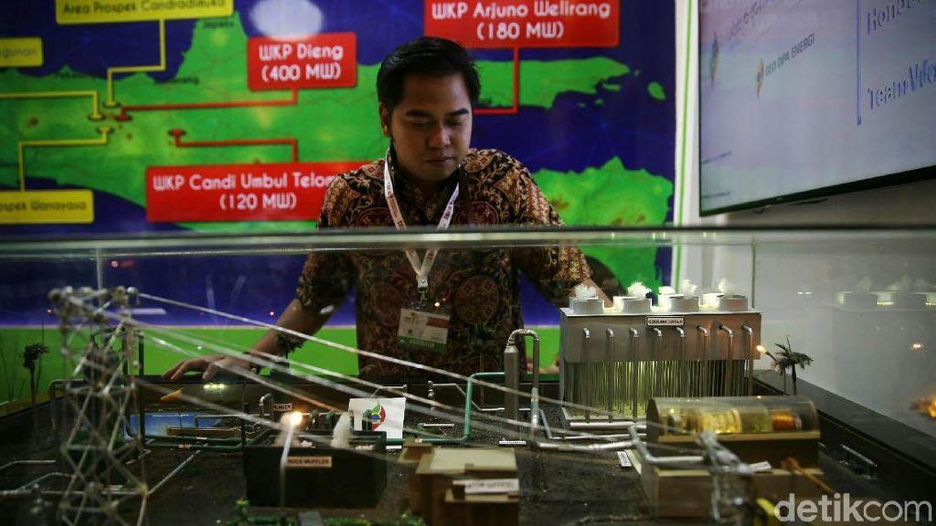 Pameran Kelistrikan Digelar di Jakarta, Ini Penampakannya