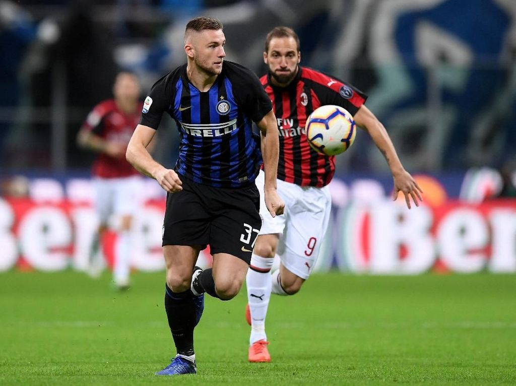 Skriniar Sedang Bicarakan Kontrak Baru dengan Inter