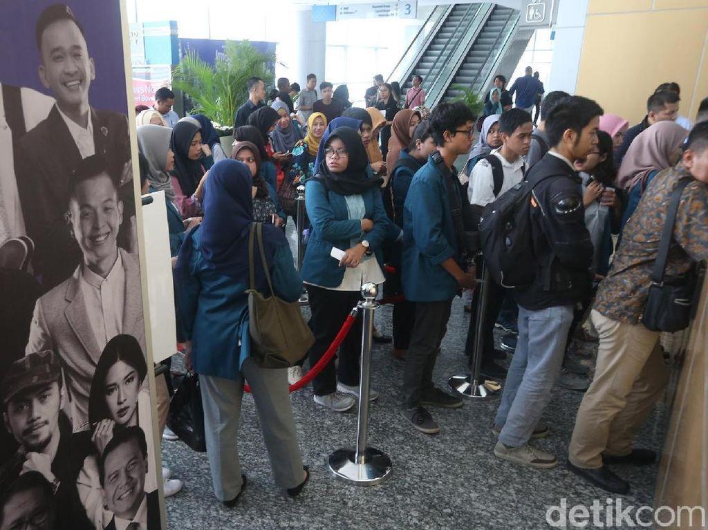 Antusiasme Pengunjung InnoCreativation Surabaya