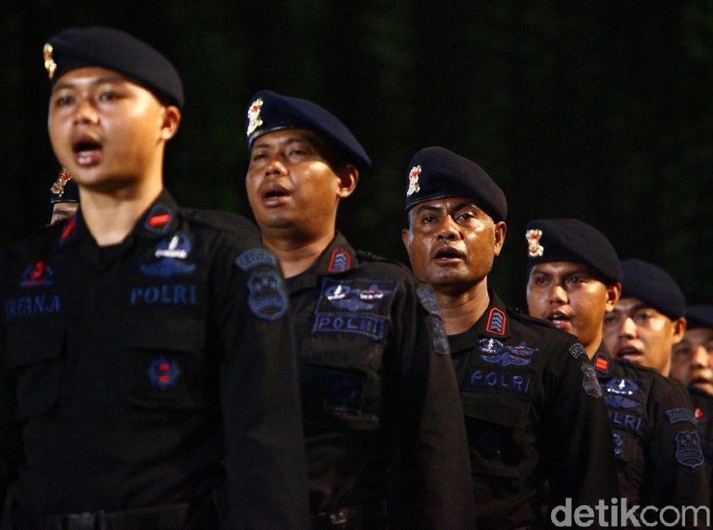 Sejarah Brimob:Pasukan Elite Polri yang Kini Berusia 75 Tahun
