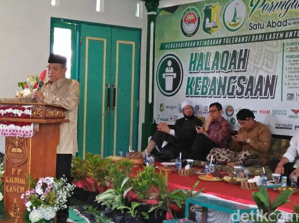 Lasem Contoh Toleransi Agama dan Etnis untuk Indonesia