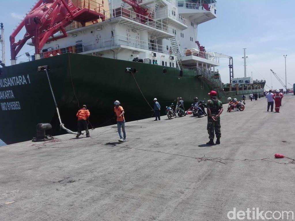 Jokowi Naik Pitam Biaya Logistik Antarpulau Mahal