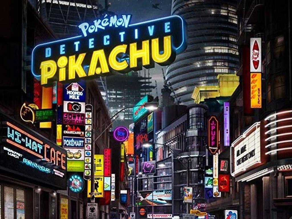 Novel Grafis Detective Pikachu Terbit Pertengahan Tahun Ini