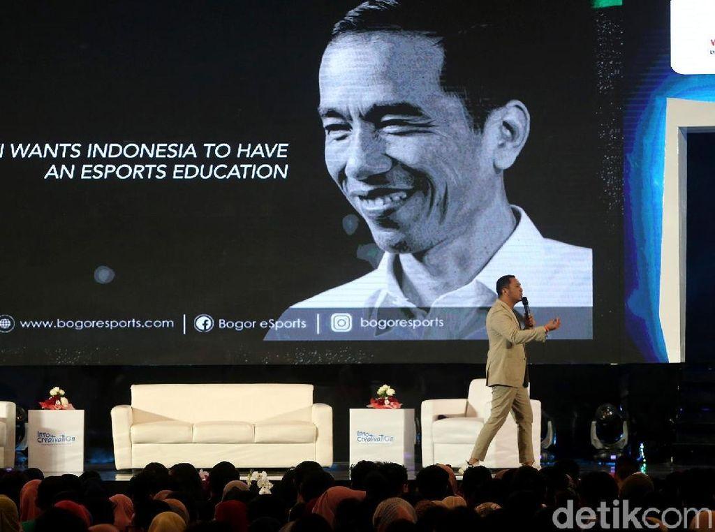 Siap Jadi Capres 2024, Giring Ganesha Puji-puji Jokowi