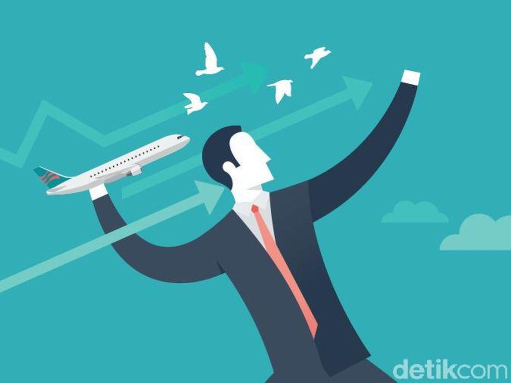 Terbang Lagi, Merpati Jangan Lupakan Rute ke Kawasan Terpencil