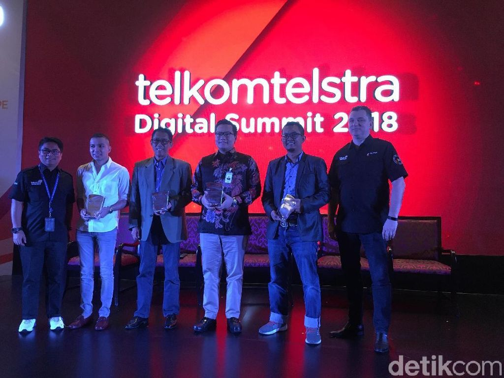 Telkomtelstra Gelar Digital Summit 2018, Bahas Apa?