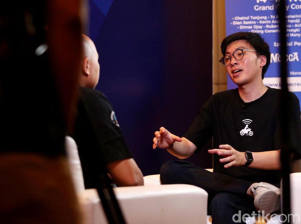 Cerita Seru Kevin Aluwi Dimasa-masa Merintis Gojek