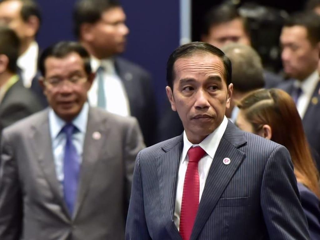 Tangan Dingin Jokowi di Balik Golnya Perjanjian Dagang 15 Negara