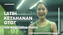 Video: Cantik Berotot ala Liana Tasno
