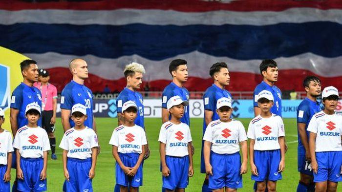 Timnas Thailand. Piala AFF 2018