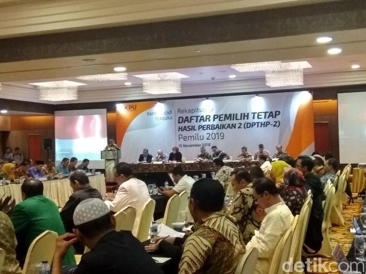 Bawaslu Usul 6 Provinsi Diberi Waktu 30 Hari Tetapkan DPT Perbaikan
