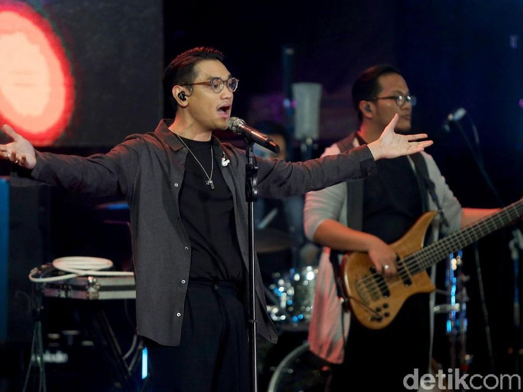 Akhir Romantis Innocreativation Bersama Afgan Syahreza
