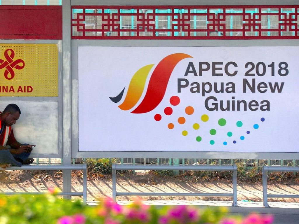 Tuntut Upah KTT APEC, Polisi-Tentara Geruduk Parlemen Papua Nugini