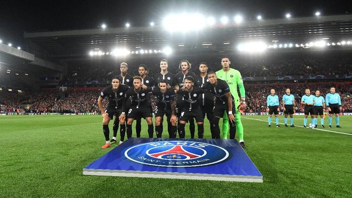 Paris Saint-Germain memenangkan banding soal penyelidikan UEFA terkait dugaan pelanggaran Financial Fair Play. (Foto: Michael Regan/Getty Images)
