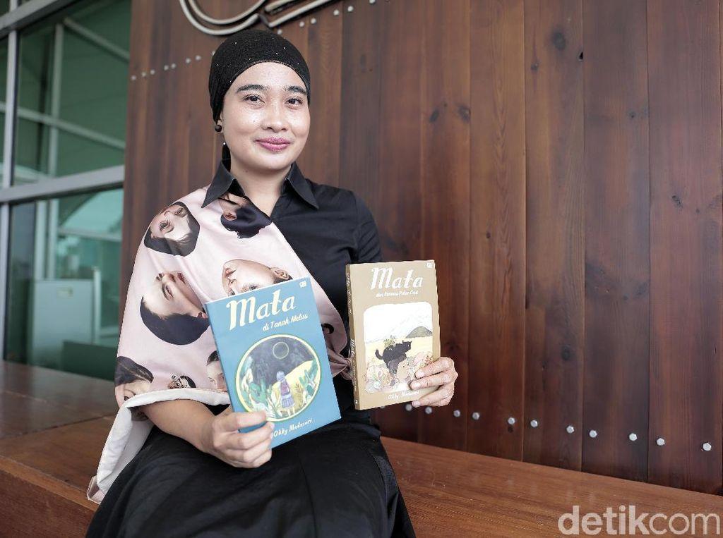 Novel Anak Mata dan Manusia Laut Bakal Diluncurkan 19 Mei