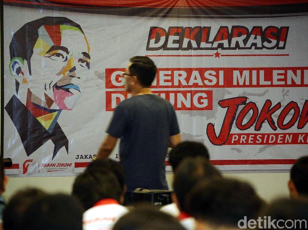 Relawan Jokowi Ditarik Capres Siapa?