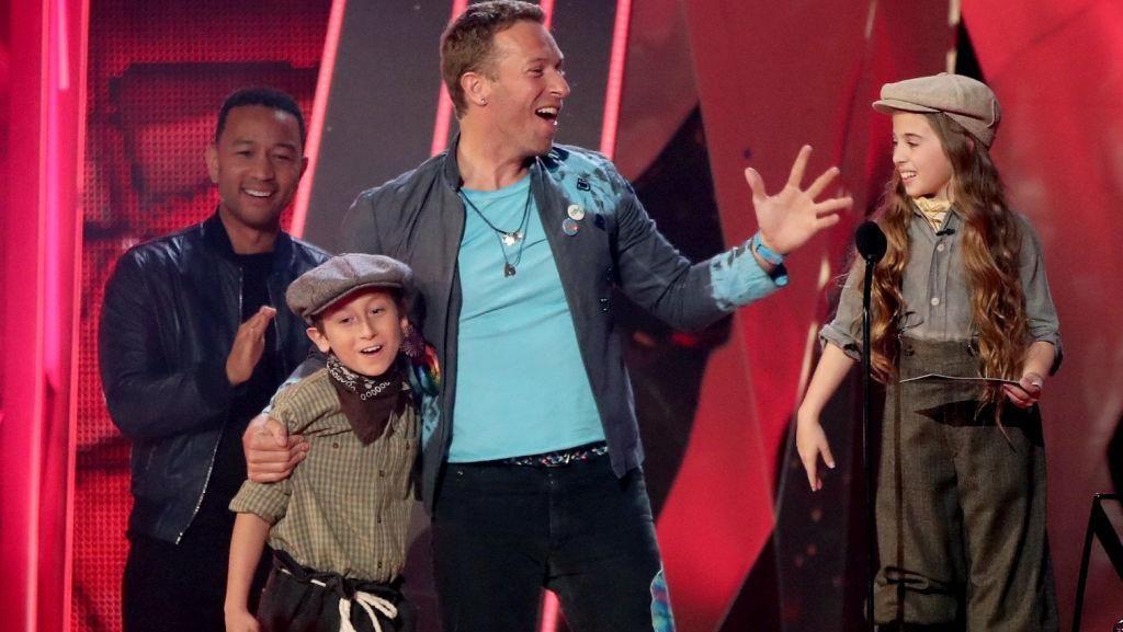 Rajin Puasa, Tips Sehat dari Vokalis Coldplay Chris Martin