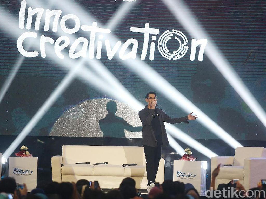 Knock Me Out, Lagu Pembuka Afgan di Innocreativation