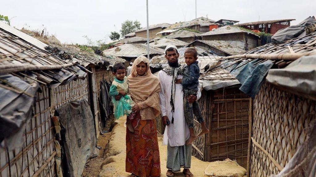Kondisi Terkini Para Pengungsi Rohingya di Bangladesh