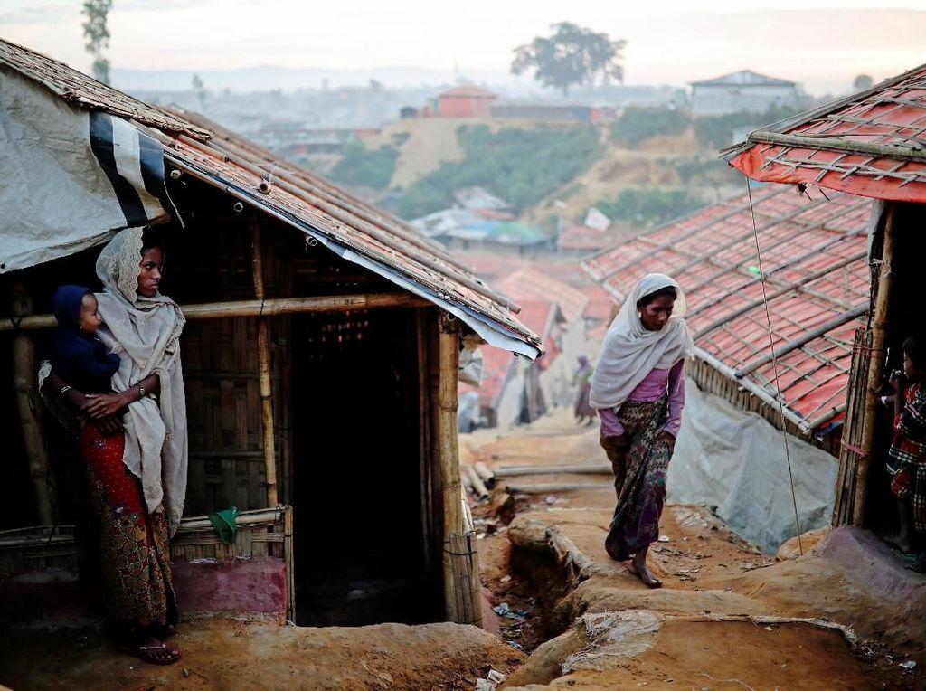 Bangladesh Cegah Penyelundupan 22 Warga Rohingya ke Malaysia