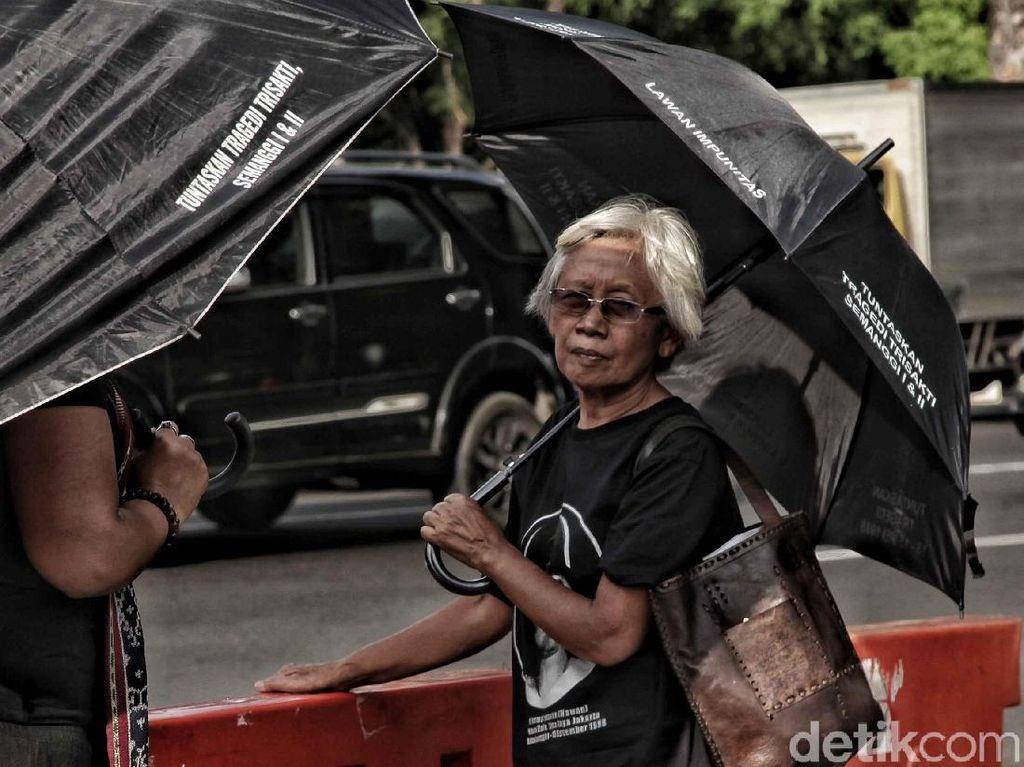 Tonton! Adu Janji Manis Jokowi-Prabowo soal HAM