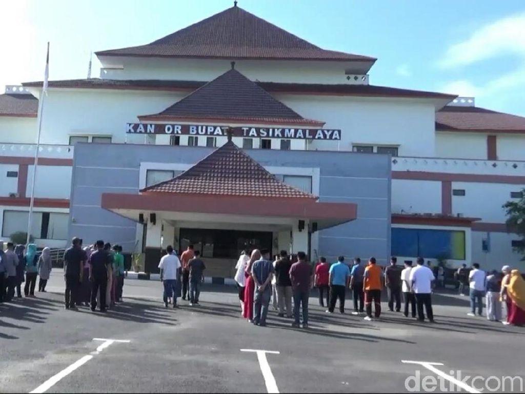 Sekda Kabupaten Tasikmalaya Ditahan, Pemerintahan Berjalan Normal