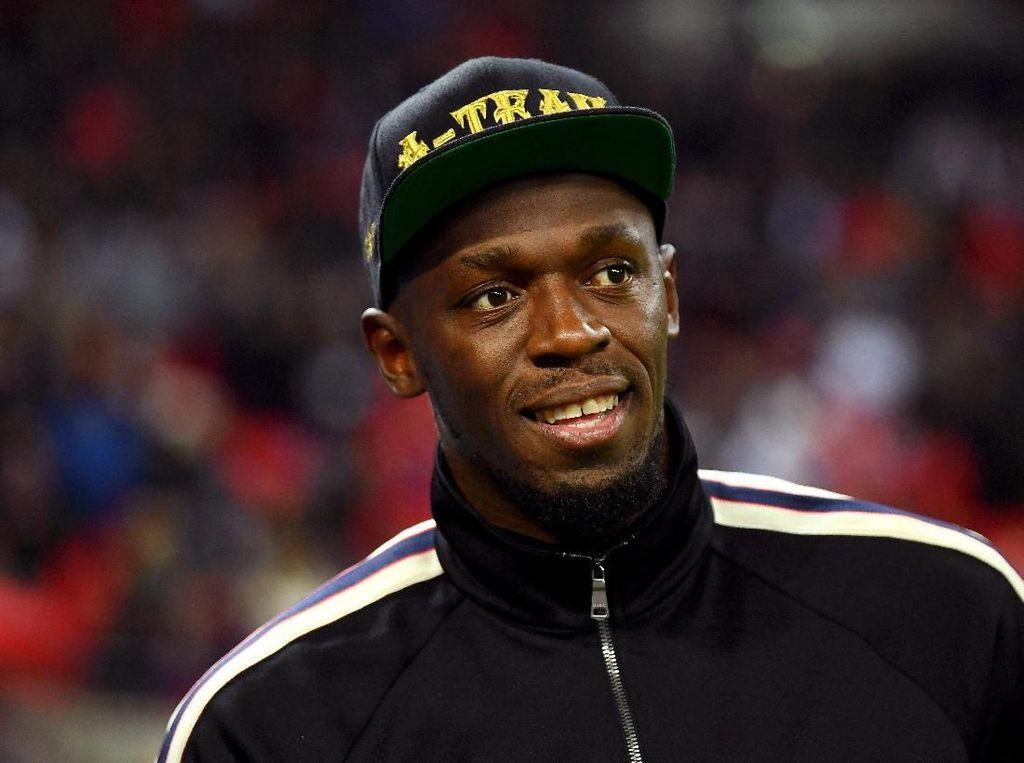 Karantina Mandiri, Usain Bolt Diduga Positif Corona