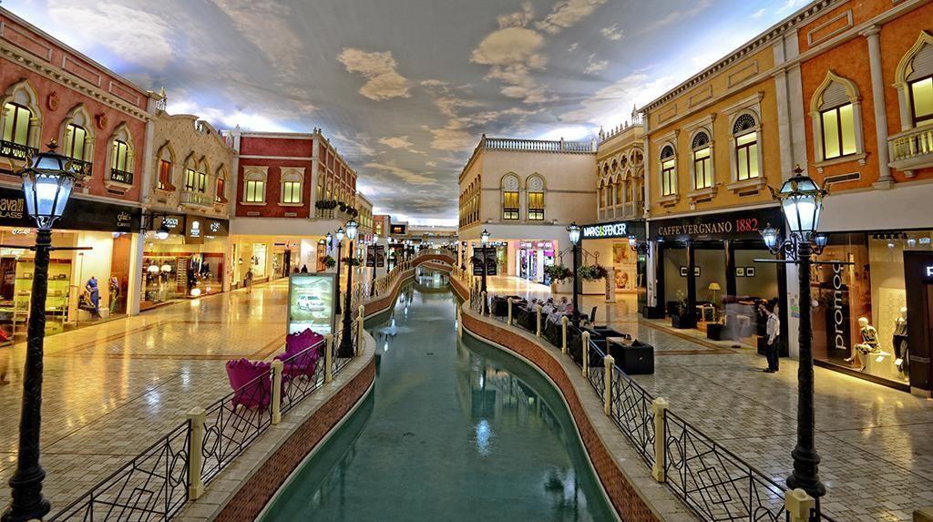 Foto: Venesia di Dalam Mal