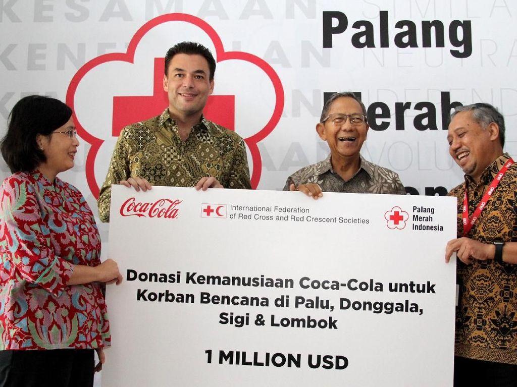Bantuan Kemanusiaan untuk Korban Bencana Alam
