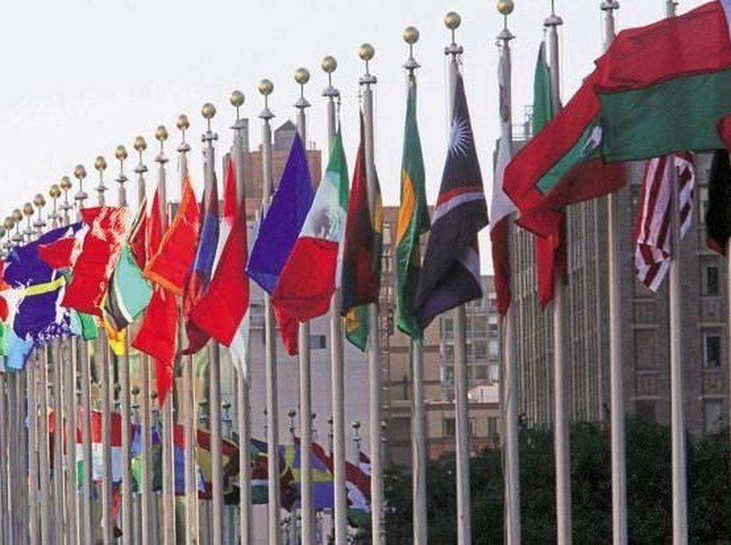 Seorang Diplomat Filipina Jadi Kasus Corona Pertama di Kantor PBB