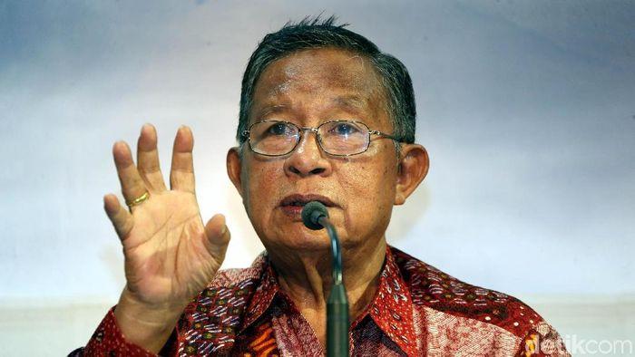 Menko Perekonomian Darmin Nasution/Foto: Rengga Sancaya
