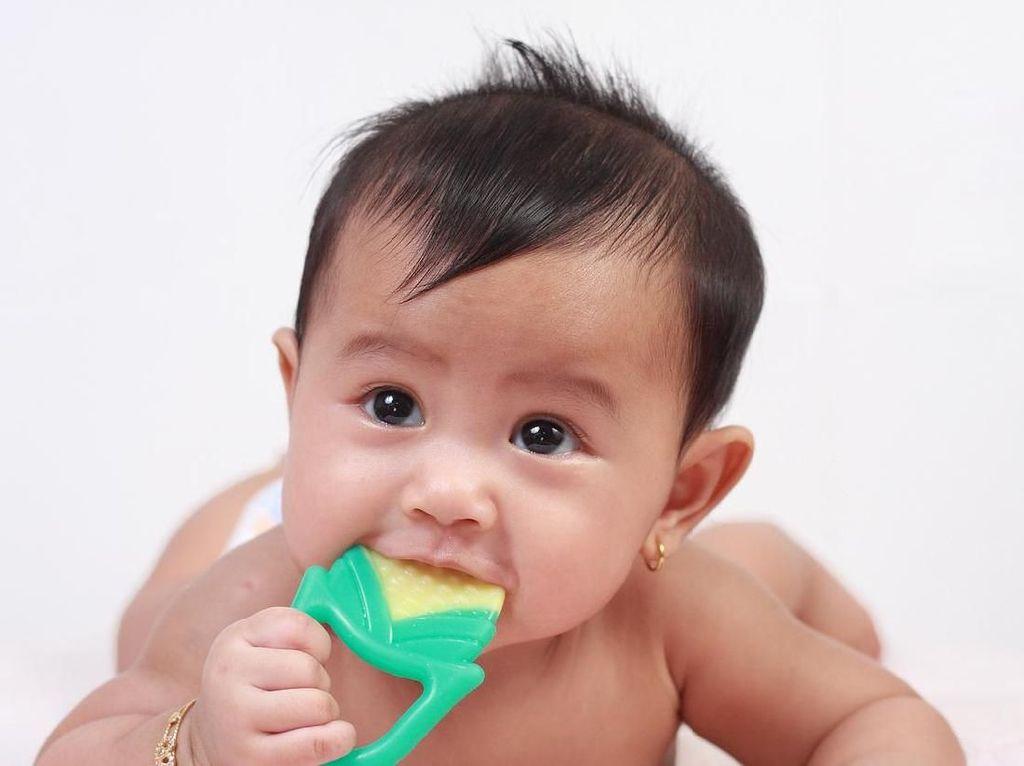 4 Jenis Makanan yang Nyaman Dikonsumsi Bayi Baru Tumbuh Gigi