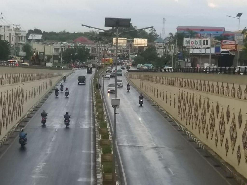 Kecelakaan, Buronan Kasus Korupsi Underpass Bandara Hasanuddin Tewas