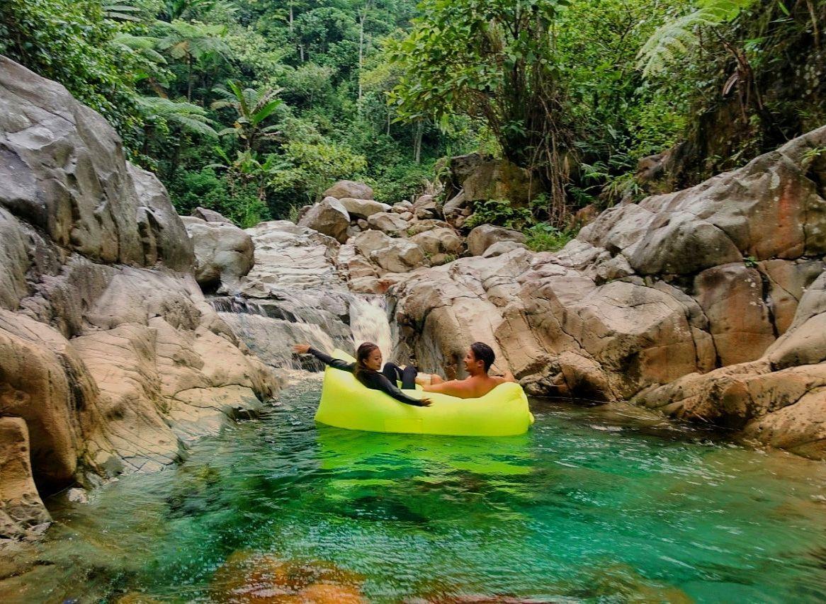 Wisata Petualangan di Bogor, ada off road di Sentul, panjat tebing di Ciampea, Curug Cibaliung dan Leuwi Lieuk