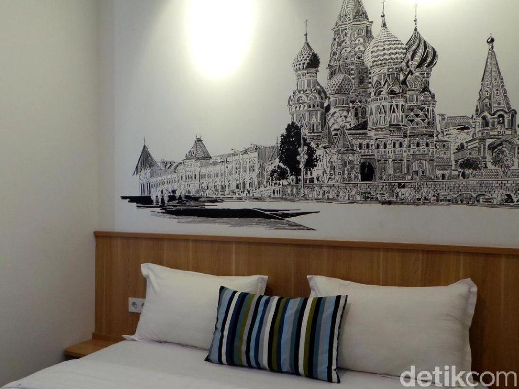 Foto: Hotel & Coffee Shop Instagramable Baru di Senayan