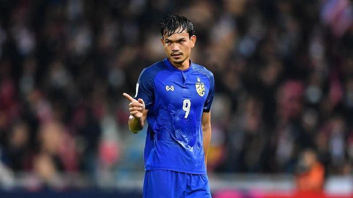 Timnas Indonesia sudah memikirkan cara mematikan Adisak Kraisorn. (Foto: www.affsuzukicup.com)